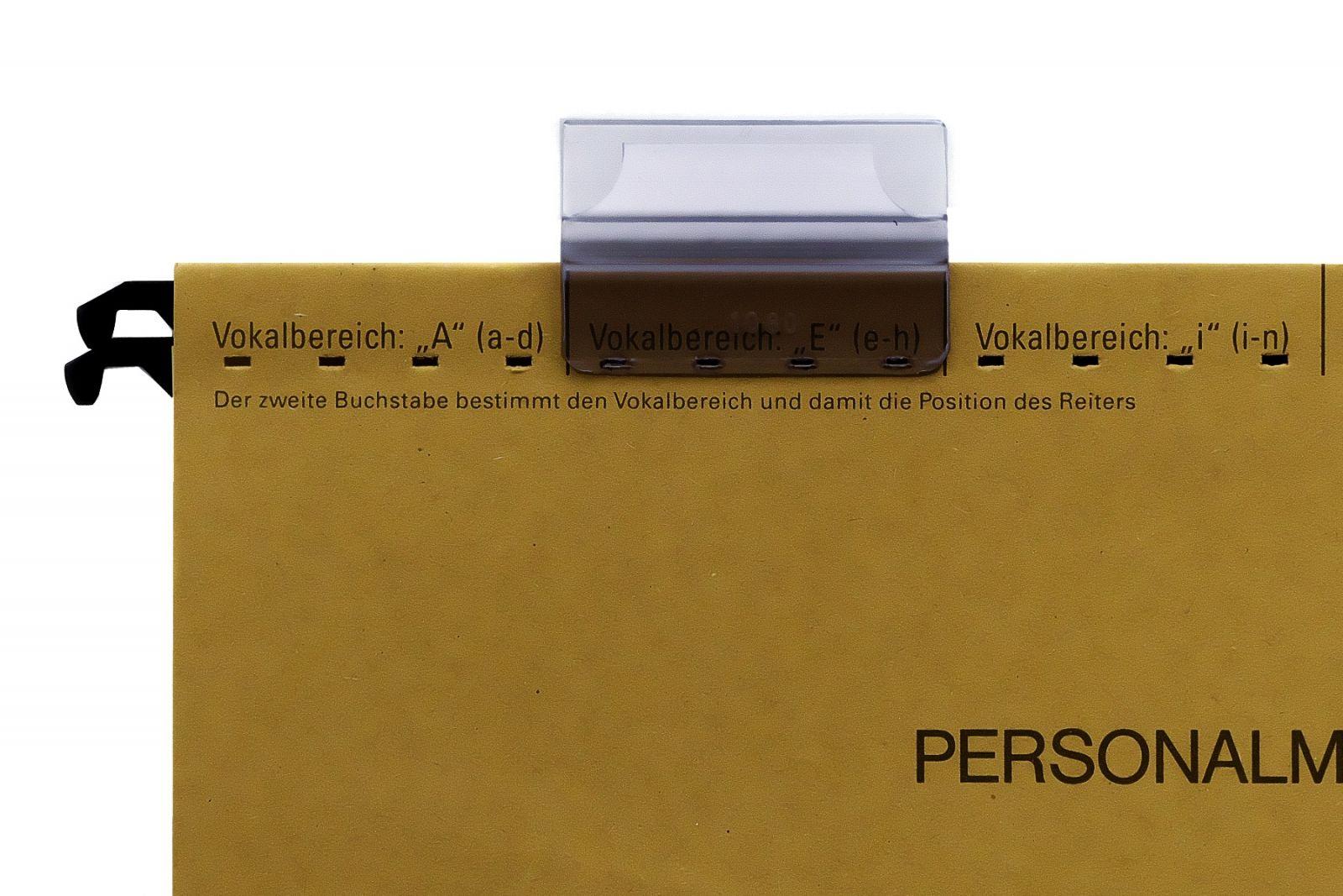 Personal-Hängemappe 03.490.310