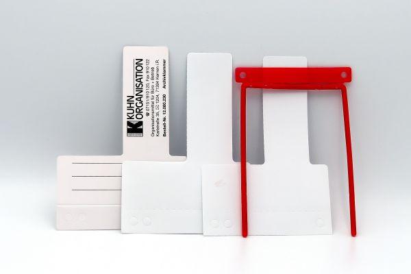 Archivklammer D-Clip 12.080.135